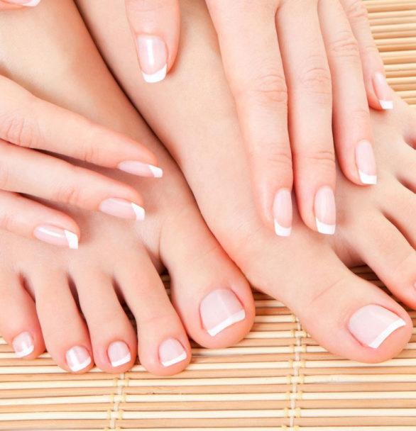 Как укрепить без моделирования сильно поврежденные ногти?