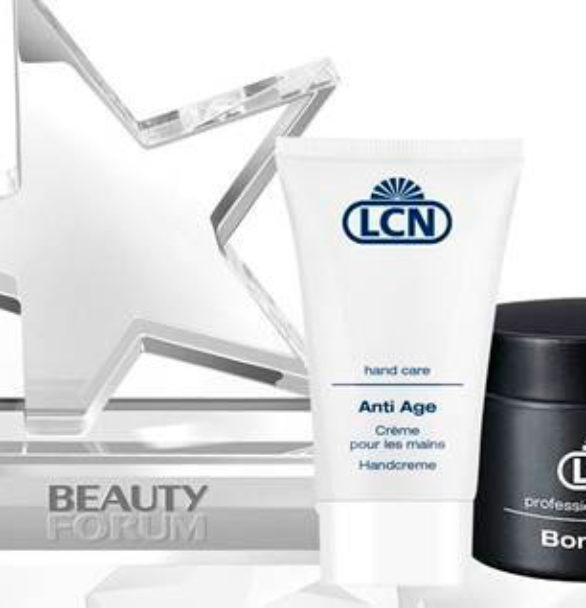 LCN на BEAUTY FORUM Readers' Choice Award 2015/2016