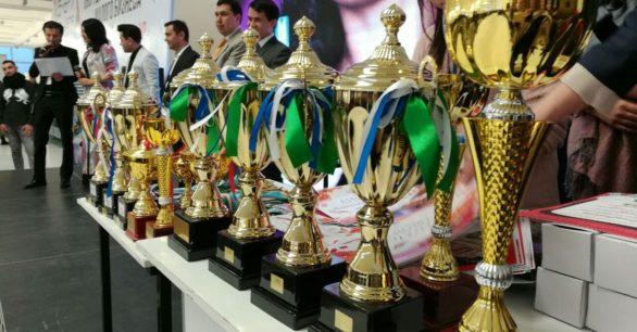 Открытый чемпионат мастеров нейл-арта, визажистов и парикмахеров